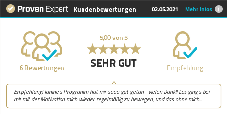 Kundenbewertungen & Erfahrungen zu Janine Richter. Mehr Infos anzeigen.
