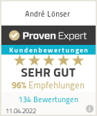 Erfahrungen & Bewertungen zu André Lönser
