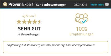 Kundenbewertungen & Erfahrungen zu bundesweit.digital GmbH. Mehr Infos anzeigen.