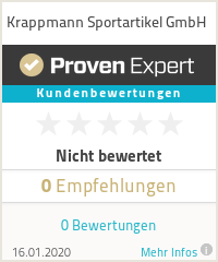 Erfahrungen & Bewertungen zu Krappmann Sportartikel GmbH