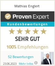 Erfahrungen & Bewertungen zu Mathias Englert