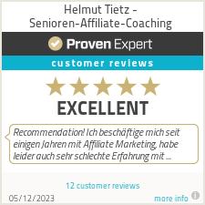 Erfahrungen & Bewertungen zu Helmut Tietz SeniorenPowerCoaching