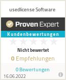 Erfahrungen & Bewertungen zu usedlicense Software