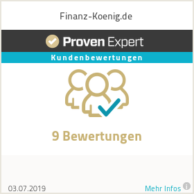 Erfahrungen & Bewertungen zu Finanz-Koenig.de
