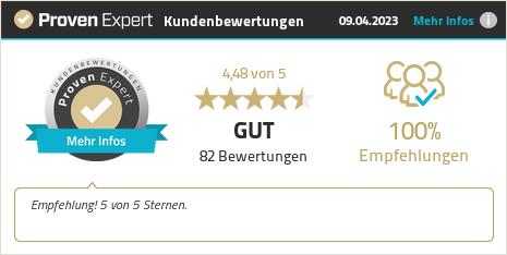 Kundenbewertungen & Erfahrungen zu Kanzlei SHB PartG mbB. Mehr Infos anzeigen.