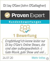 Erfahrungen & Bewertungen zu DJ Jay O'Gee (John O'Gallagher)
