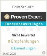 Bewertungen-Erfahrungen-FelixSchulze