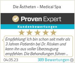 Erfahrungen & Bewertungen zu Die Ästheten Medical Spa