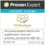 Erfahrungen & Bewertungen zu VPN-Anbieter-Vergleich-Test.de
