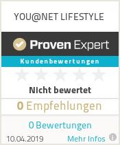 Erfahrungen & Bewertungen zu YOU@NET LIFESTYLE