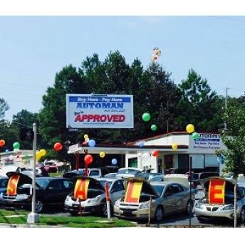 Automan Auto Sales, LLC. Experiences & Reviews