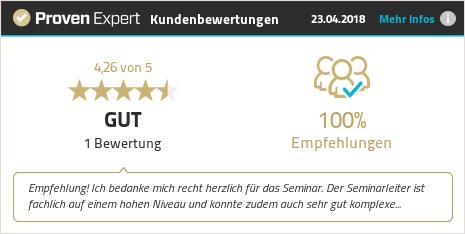 Erfahrungen & Bewertungen zu Marcel Ihle anzeigen
