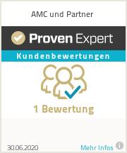 Erfahrungen & Bewertungen zu AMC und Partner