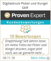 Erfahrungen & Bewertungen zu Digitaldruck Picker und Kungel GbR