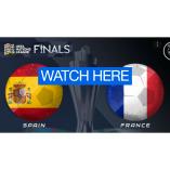 Spain vs France Live Stream Free ON TV