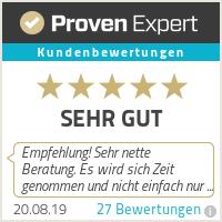 Erfahrungen & Bewertungen zu Unternehmensberatung Brandhoff