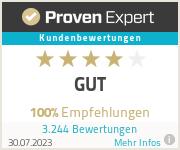 Erfahrungen & Bewertungen zu Aigner Immobilien GmbH Büro Nymphenburg