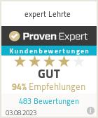 Erfahrungen & Bewertungen zu expert Lehrte