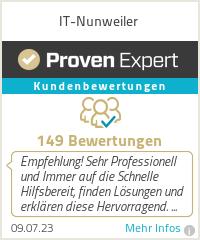 Erfahrungen & Bewertungen zu IT-Nunweiler