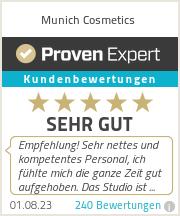 Erfahrungen & Bewertungen zu Munich Cosmetics