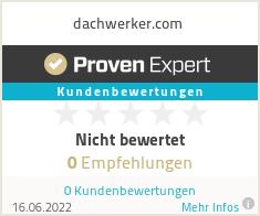 Erfahrungen & Bewertungen zu dachwerker.com