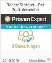 Erfahrungen & Bewertungen zu Robert Schröter - Der Profi-Vermieter