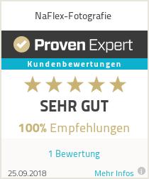 Erfahrungen & Bewertungen zu NaFlex-Fotografie