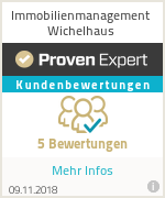 Erfahrungen & Bewertungen zu Immobilienmanagement Wichelhaus