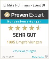 Erfahrungen & Bewertungen zu DJ Mike Hoffmann - Event DJ