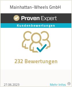 Erfahrungen & Bewertungen zu Mainhattan-Wheels GmbH