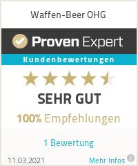 Erfahrungen & Bewertungen zu Waffen Beer OHG