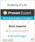 Erfahrungen & Bewertungen zu Academy of Life