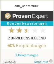 Erfahrungen & Bewertungen zu alin_winterthur