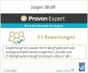 Erfahrungen & Bewertungen zu Jürgen Wulff