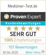 Erfahrungen & Bewertungen zu Mediziner-Test.de