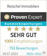 Erfahrungen & Bewertungen zu Reischel Immobilien
