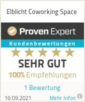 Erfahrungen & Bewertungen zu Elblicht Coworking Space