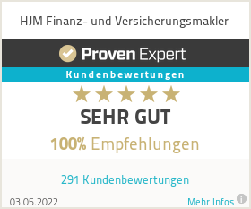 Erfahrungen & Bewertungen zu HJM Finanz- und Versicherungsmakler
