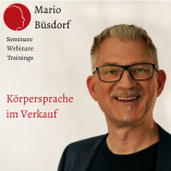 Mario Büsdorf Training