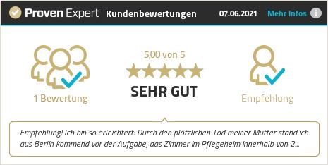 Kundenbewertungen & Erfahrungen zu HomeFix GmbH. Mehr Infos anzeigen.