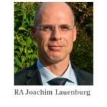 Rechtsanwalt Joachim Lauenburg, Fachanwalt für Strafrecht