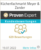 Erfahrungen & Bewertungen zu Küchenfachmarkt Meyer & Zander