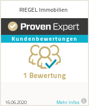 Erfahrungen & Bewertungen zu RIEGEL Immobilien