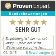Erfahrungen & Bewertungen zu Maklerbüro Weber e.K.