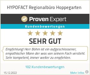 Erfahrungen & Bewertungen zu HYPOFACT Regionalbüro Hoppegarten