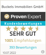 Erfahrungen & Bewertungen zu Buckels Immobilien GmbH