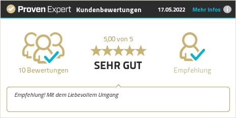 """Kundenbewertungen & Erfahrungen zu Heilpraxis """"Hertz und Verstand"""". Mehr Infos anzeigen."""