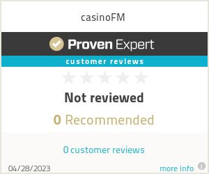 Erfahrungen & Bewertungen zu casinoFM