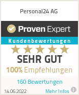 Erfahrungen & Bewertungen zu iPersonal GmbH