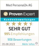 Erfahrungen & Bewertungen zu Personal24 AG